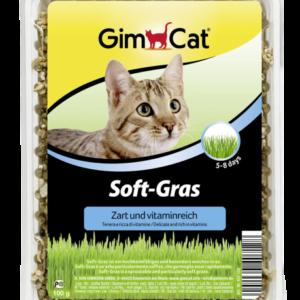 GC trava za mačke soft