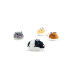 igračka za mačke vibrirajući hrčak