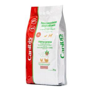 canibis hrana za odrasle pse -srednje-i-velike-pasmine-od-piletine-i-pur...