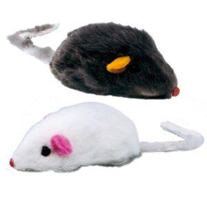 Igračka PLIŠANI miš FERPLAST