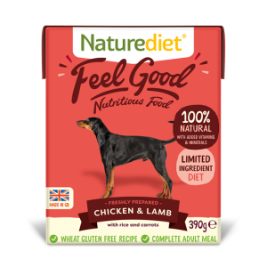 naturediet feel good piletina i janjetina