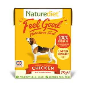 naturediet feel good piletina i povrće