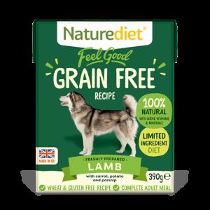 naturediet grain free janjetina