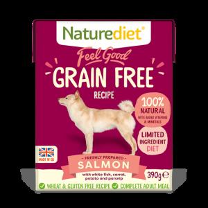 naturediet grain free losos
