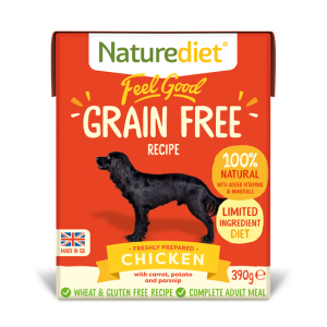 naturediet grain free piletina