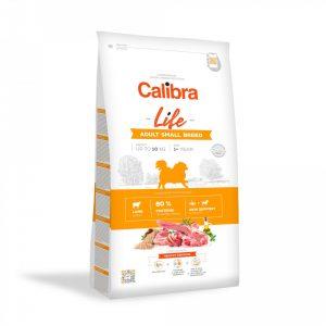 calibra life adult small janjetina hrana za pse