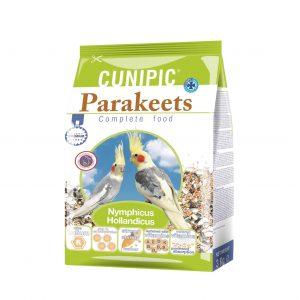hrana za nimfe Parakeets cunipic