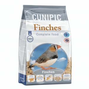 hrana za zebice finches cunipic