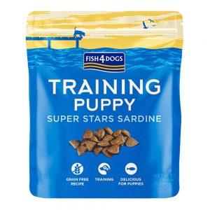 fish4dogs puppy-training superstars