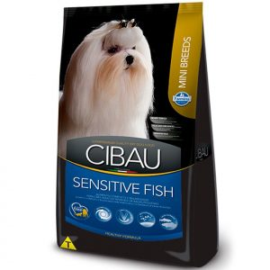 cibau adult sensitive fish mini