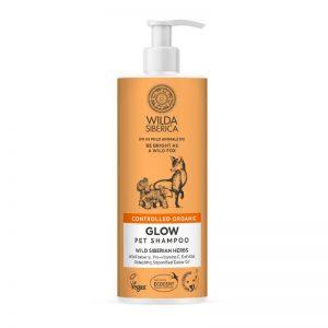 wilda siberica glow šampon za sjaj i volumen pasa i mačaka